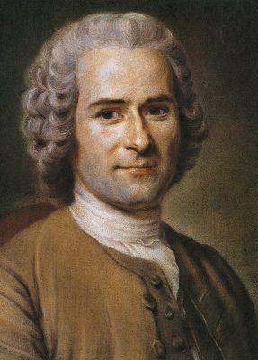 Jean-Jacques Rousseau bio pic