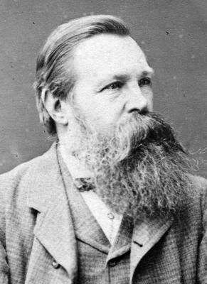 Friedrich Engels bio pic