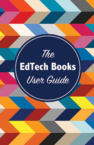 Cover for The EdTech Books User Guide