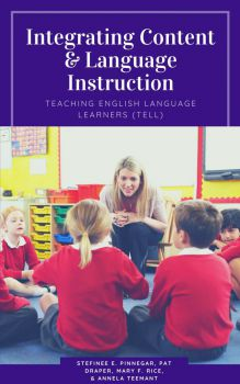 Book cover for Integrating Content and Language Instruction