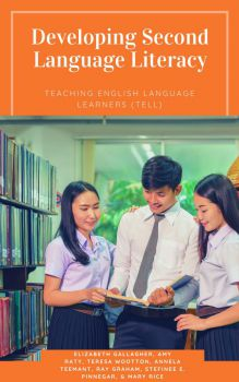 Book cover for Developing Second Language Literacy