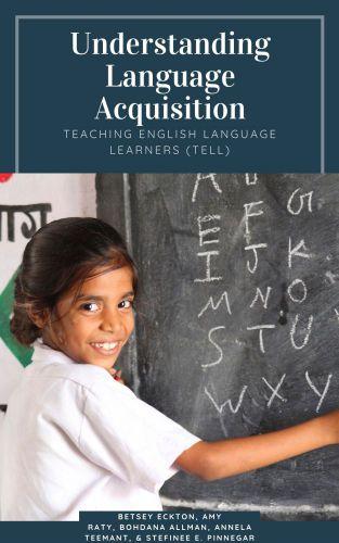 Cover for Understanding Language Acquisition