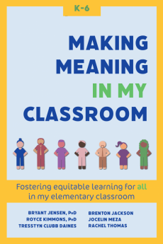 Book cover for Making Meaning in My Classroom